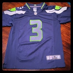 Nike NFL Russell Wilson kid's jersey sz 12